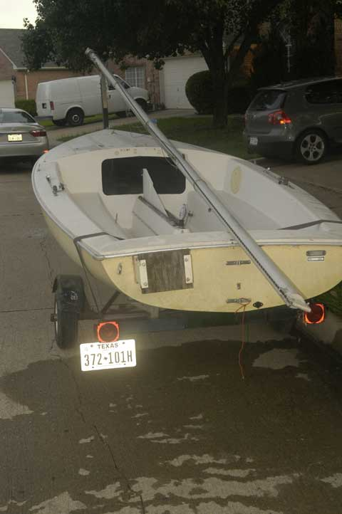 Chrysler Mutineer, 1973 sailboat