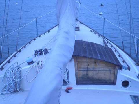Mystic 30, 1981 sailboat