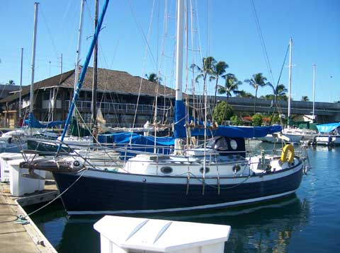 Nor'Sea 27, 1983 sailboat