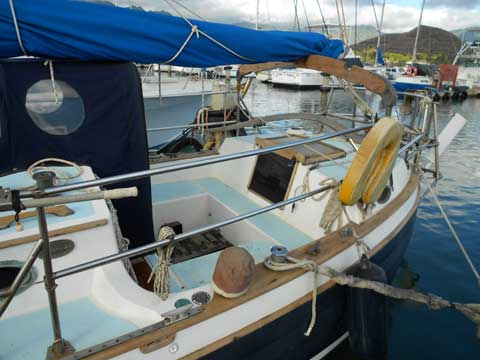 Nor Sea 27 1983 Seattle Washington Sailboat For Sale