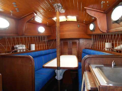 Nor Sea 27 1983 Seattle Washington Sailboat For Sale