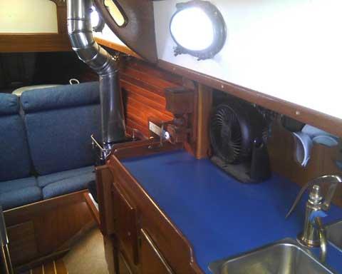 Norsea 27, 1978 sailboat