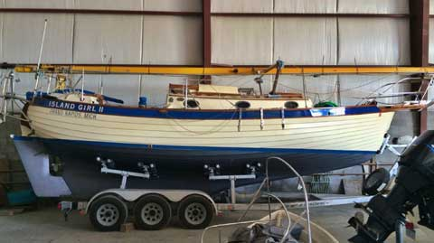 Nor'Sea 27, 1991 sailboat