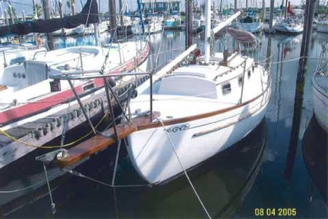 Ocean Voyager 26', 1985 sailboat