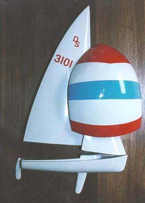 O'Day Daysailer I, 196? sailboat