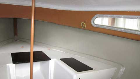 O'Day Mariner 2+2, 19 ft., 1972 sailboat