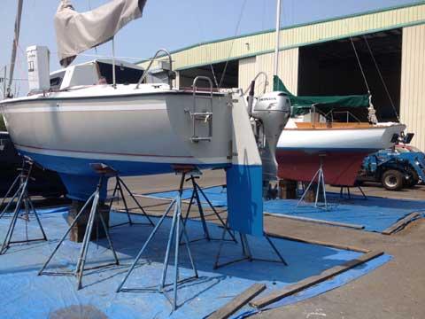 O'day 240, 1990 sailboat