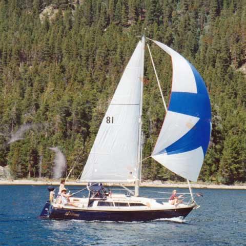 ODAY 27.2, 1986 sailboat