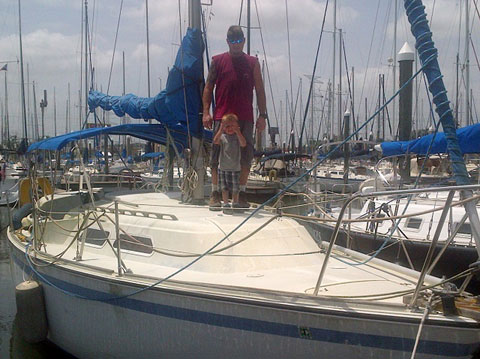 O Day 32cc 1977 Kemah Texas Sailboat For Sale From