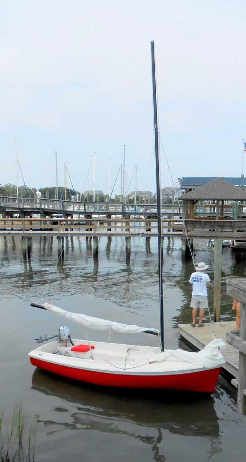 O'Day Javelin, 1983, Wilmington, North Carolina, sailboat ...