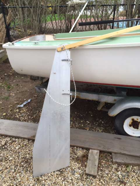 O'Day Javelin, 1970 sailboat