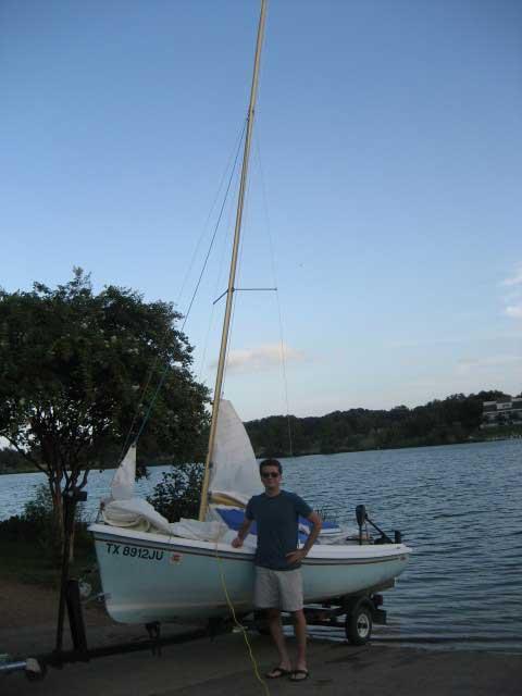 O'Day Javelin, 1973 sailboat