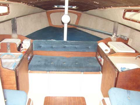 Olson 25, 1988 sailboat