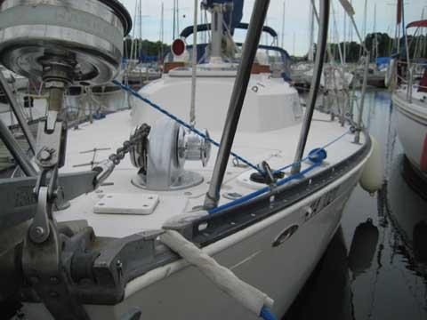 Ontario 32, 1978, sailboat