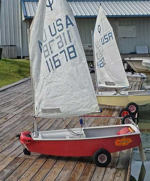 Optimist Opti, 1994 sailboat