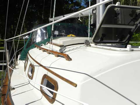 Pacific Seacraft Flicka, 20ft., 1979 sailboat