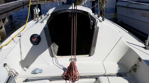 Pearson 23, 1979 sailboat