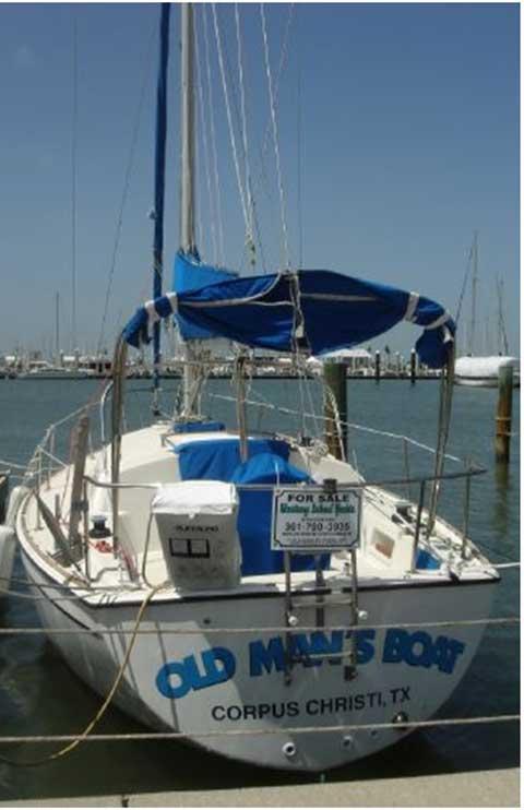 Pearson 303 1983 Port Aransas Texas Sailboat For Sale