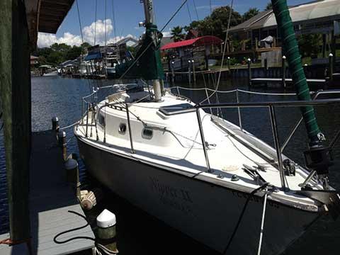 Pearson 30, 1979 sailboat
