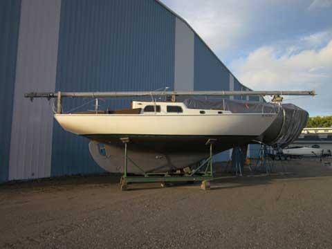 Pearson Triton 28.5', 1961 sailboat