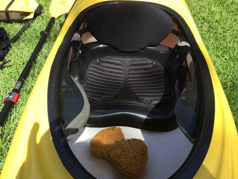 Perception Kayak, 17' Eclipse, 2004 sailboat