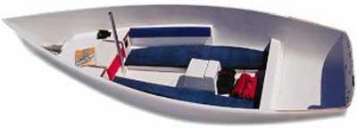 Precision 165, 1996 sailboat