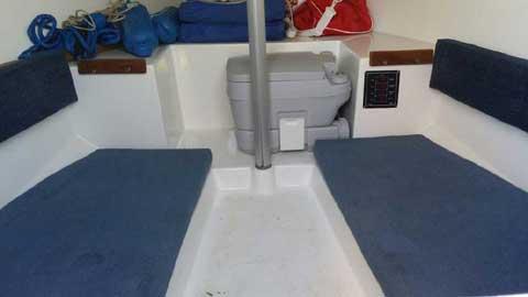 Precision 165, 1999 sailboat