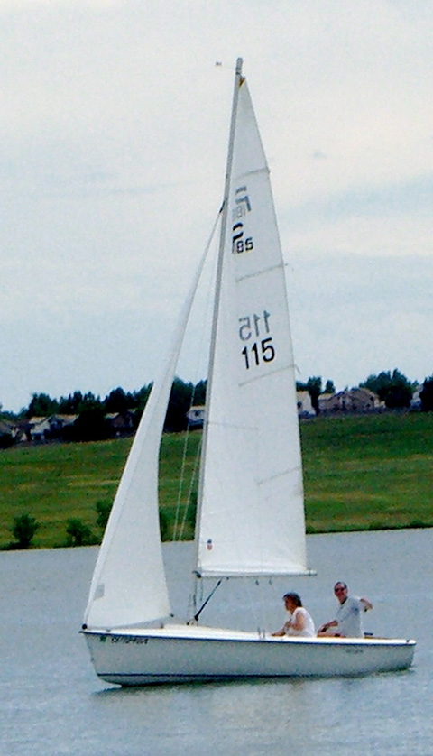 Precision 185, 2006 sailboat