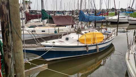 Privateer 26, 1976 sailboat