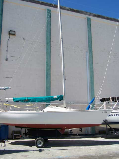 Ranger Fun 23, 1984 sailboat