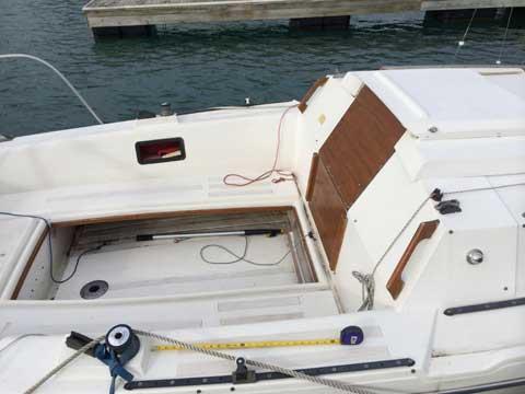 Rhodes 22, 1989 sailboat