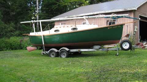 Rob Roy 23, 1984 sailboat
