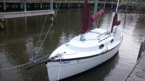 Rob Roy, 23, 1987 sailboat