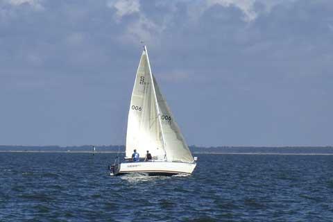 S2 6.7, 1981 sailboat