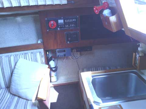 S2 Yachts 8.5, 28 ft., 1980 sailboat