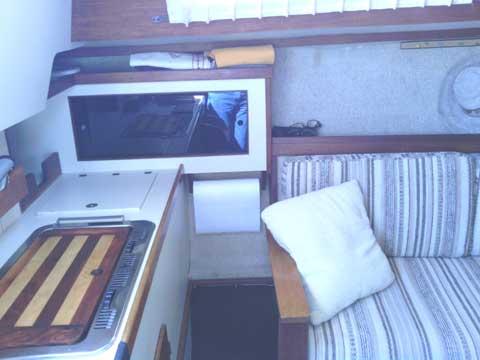 S2 Yachts 8.5, 28 ft., 1980 sailboat