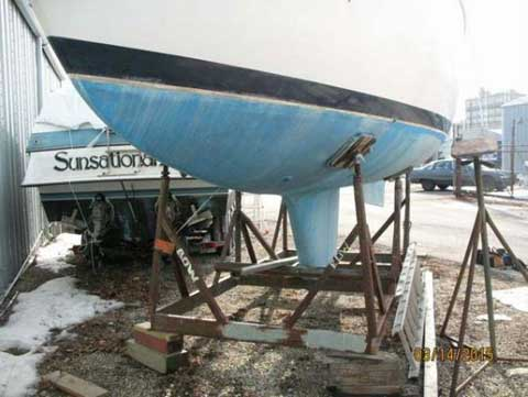 S2 8.5A, 1982 sailboat