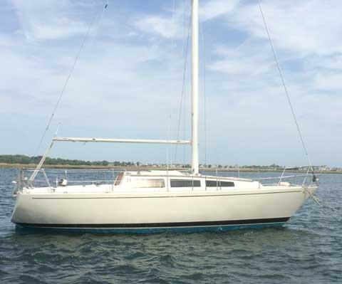 S2 92A, 1977 sailboat