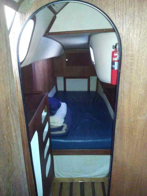 Sail Craft Comanche 32' Catamaran, 1978 sailboat