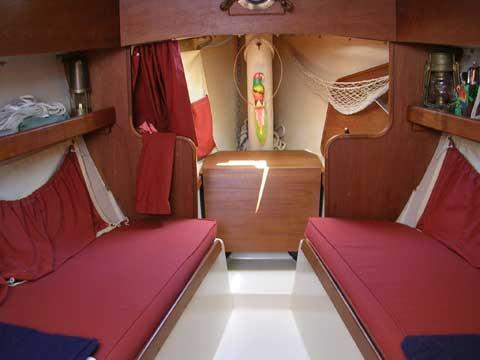 Sand Hen, 24ft.,  sailboat