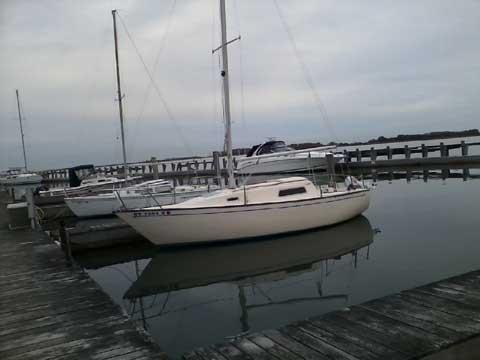 San Juan 23, 1985 sailboat