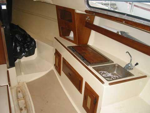 San Juan 24, 1980 sailboat