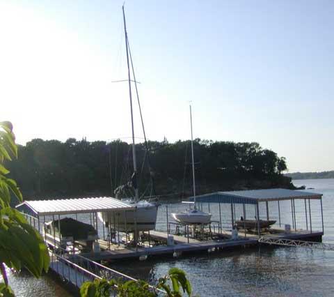 Santana 20, 2004 sailboat
