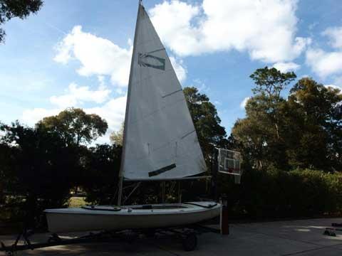 Saroca 16, 1987?, sailboat