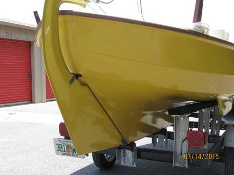 Honner Marine Scaffie, 1982 sailboat