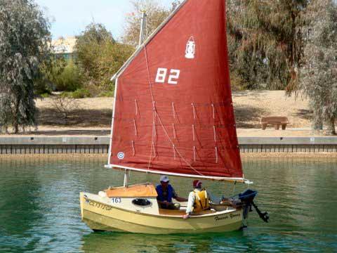 Scamp, 2013 sailboat