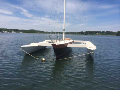 Sea Clipper 28' sailboat