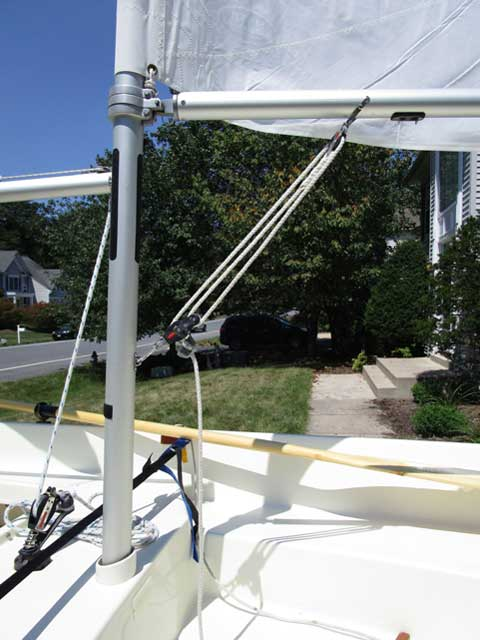 Sea Pearl 21, 2005 sailboat