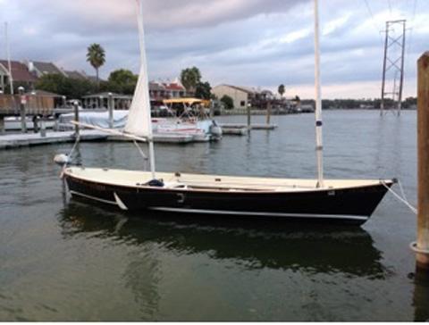 Sea Pearl 21, 1995 sailboat