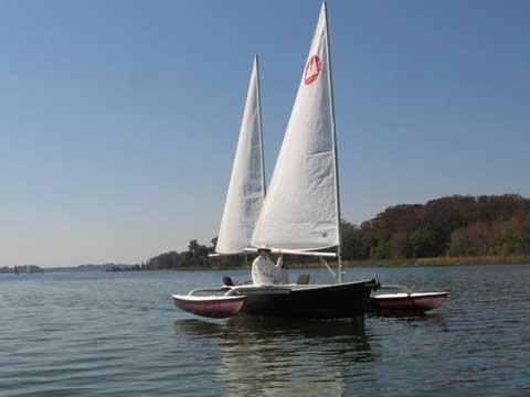 Sea Pearl 21 Trimaran, 1986/2006 sailboat